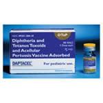 Daptacel DTaP Pediatric Injectable SDV 10/Pk – Sanofi Pasteur – 49281028610 Image